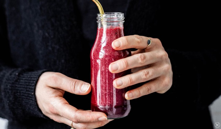 Rote-Bete-Smoothie